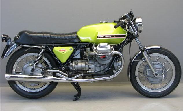 1972 Moto Guzzi V7 Sport