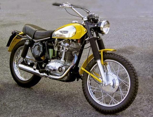 1970s Ducati Scrambler