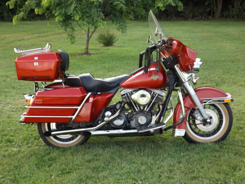 1983 Harley Davidson FLT