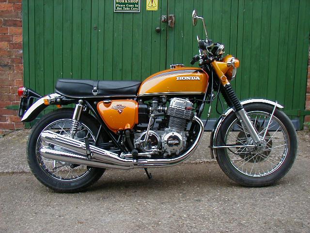 1971 Honda CB750K1