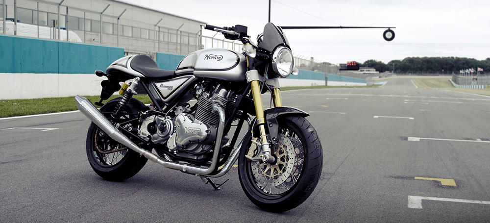 2015 Norton Commando 961 SF