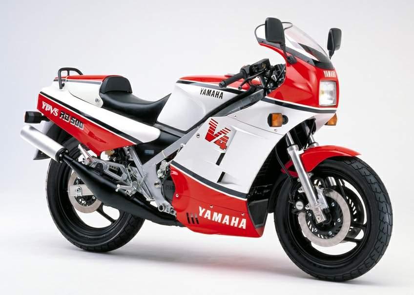 1984 Yamaha RD500 YPVS