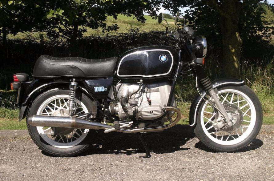 1977 BMW R100/7