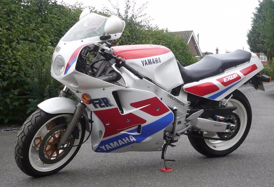 1989 Yamaha FZR1000 EXUP