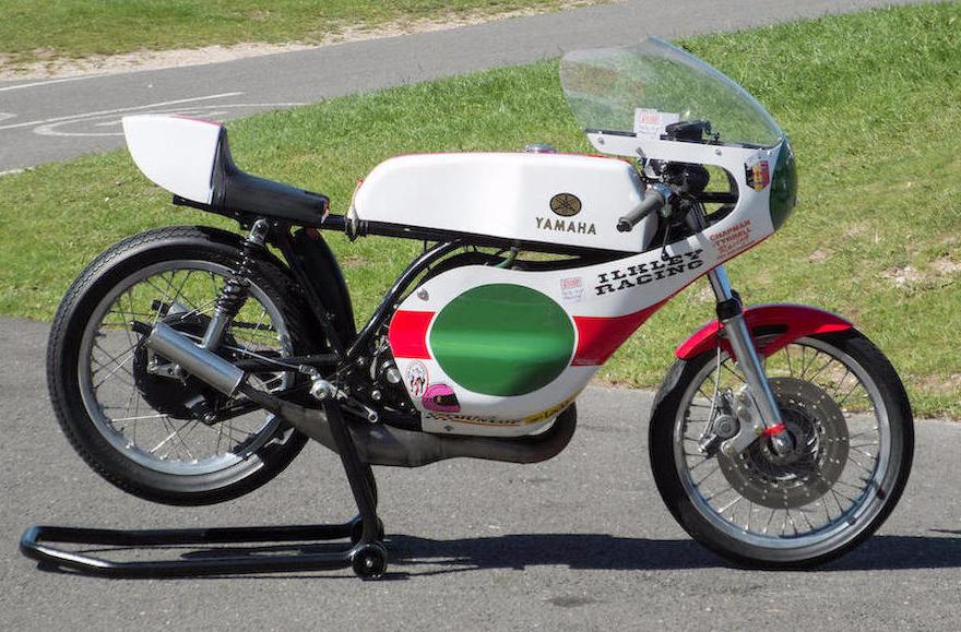 Yamaha 250cc Race Replica