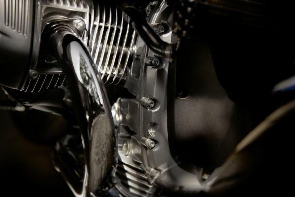 BMW R nineT /5 exhaust manifold