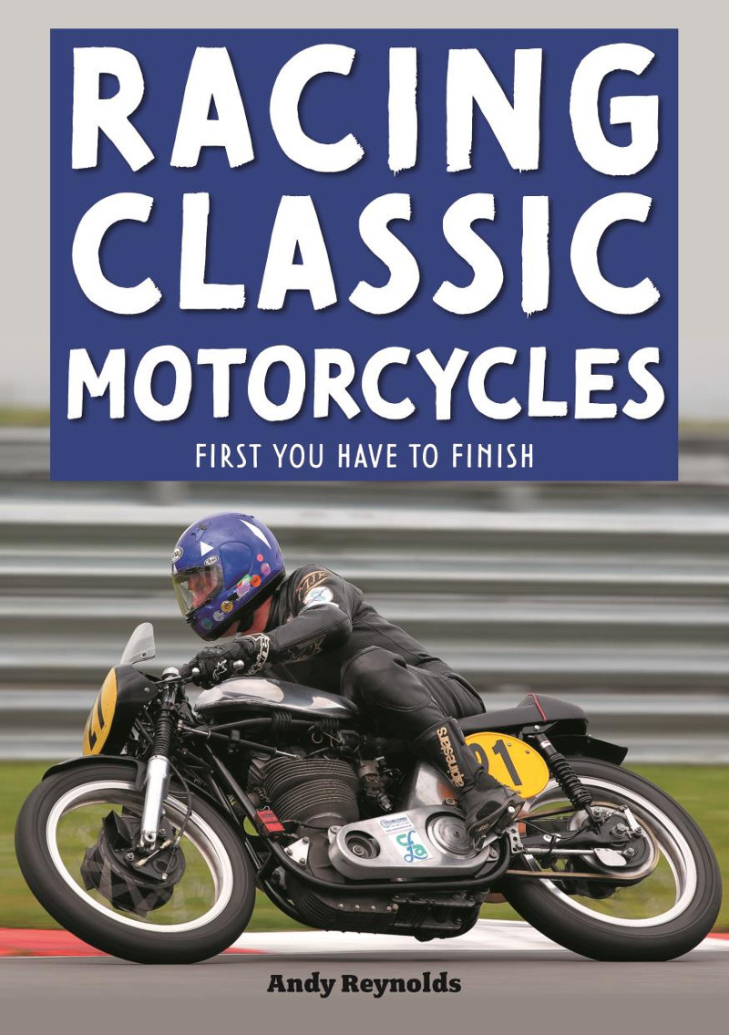 Racing Classic Motorcycles - cover