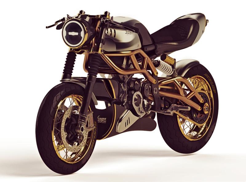 Langan motorcycle