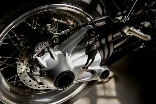 BMW R nineT /5 shaft drive